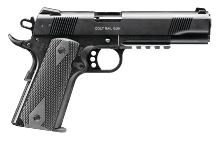 Colt Government 1911 A1 Rail